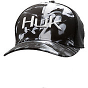 HUK Camo Stretch Trucker Hat