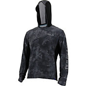 Huk Icon X Camo Long Sleeve Hooded Fishing Shirt