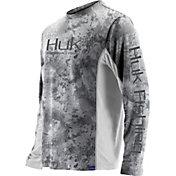 HUK Men's Icon X Camo Long Sleeve Fishing Shirt (Regular and Big & Tall)