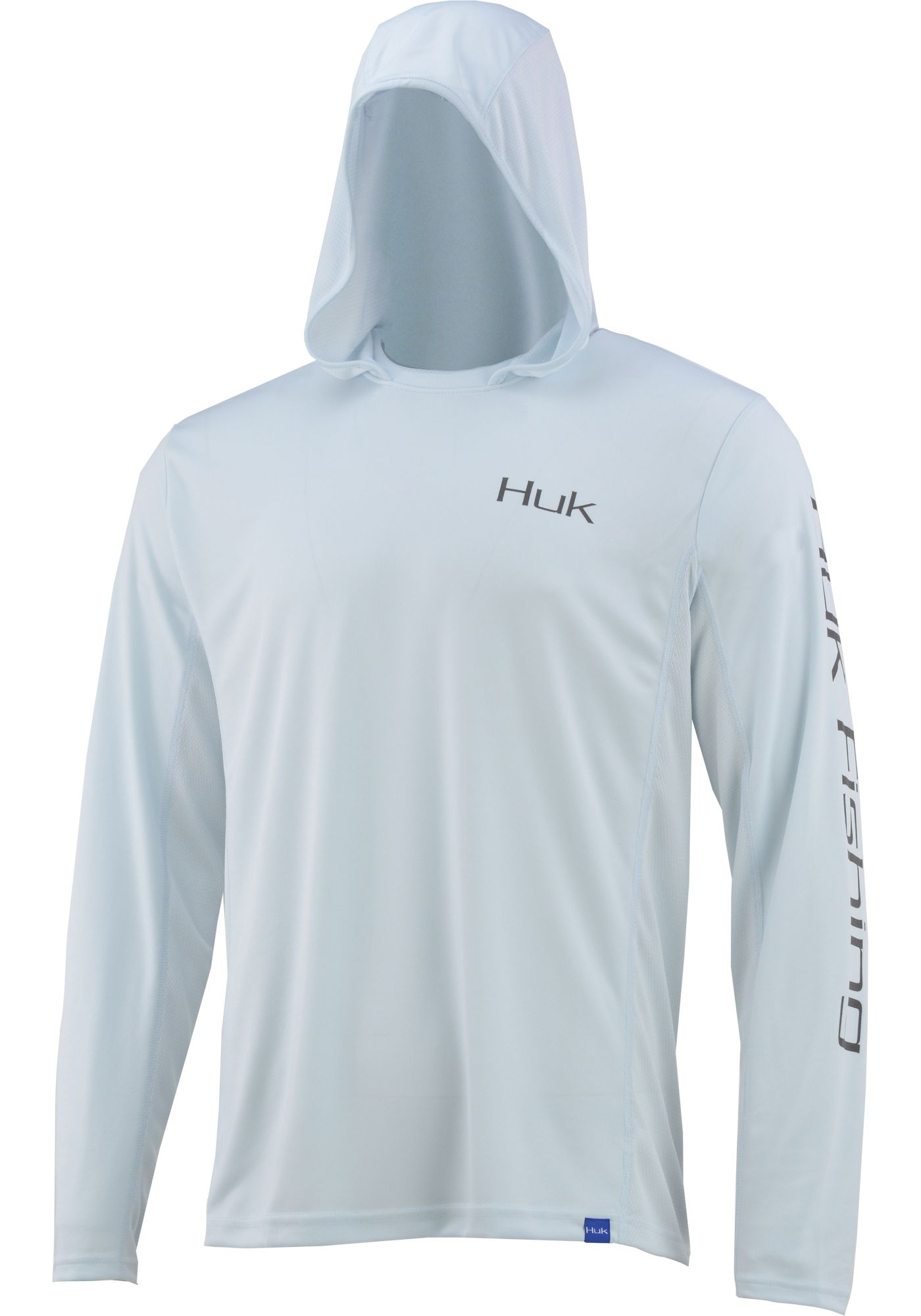 HUK Men's Icon X Performance Fishing Hoodie (Regular and Big & Tall)