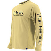 HUK Men's Icon X Performance Fishing Long Sleeve Shirt