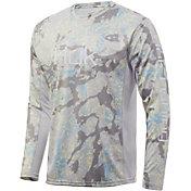 Huk Men's Kryptek Icon X Long Sleeve Fishing Shirt