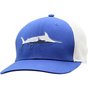 Huk Men's Marlin Sporty Stretch Trucker Hat