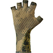 Huk Men's Sun Fishing Gloves