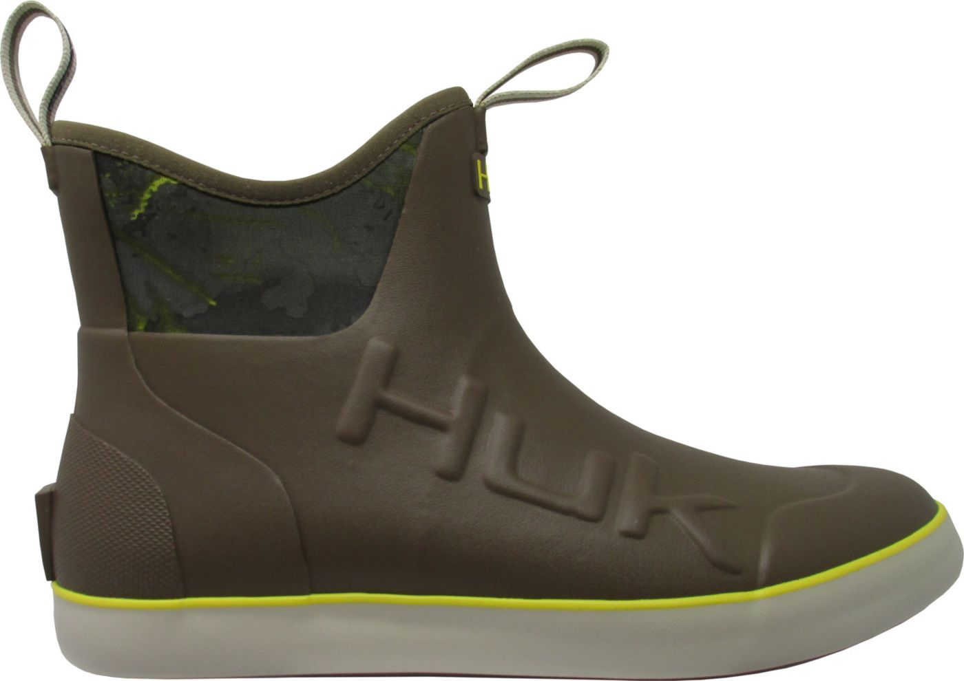 Huk Men's Rogue Wave Rubber Boots