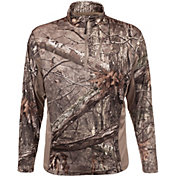 Huntworth Men's Lightweight ¼ Zip Hunting Pullover