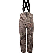 Huntworth Men's Microfiber Waterproof Hunting Bibs