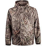 Huntworth Men's Microfiber Waterproof Hunting Jacket