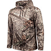 Huntworth Men's Mid Weight Performance Fleece Hunting Hoodie
