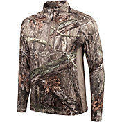 Huntworth Men's Mid Weight ¼ Zip Hunting Pullover