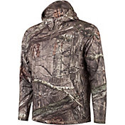 Huntworth Men's Mid Weight Hooded Hunting Pullover