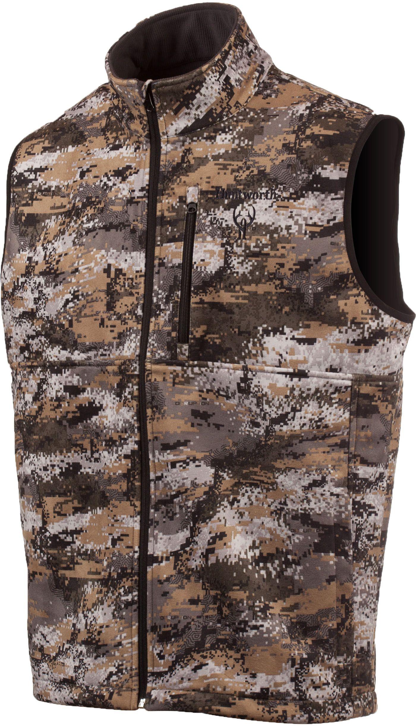 Huntworth Men's Soft Shell Hunting Vest