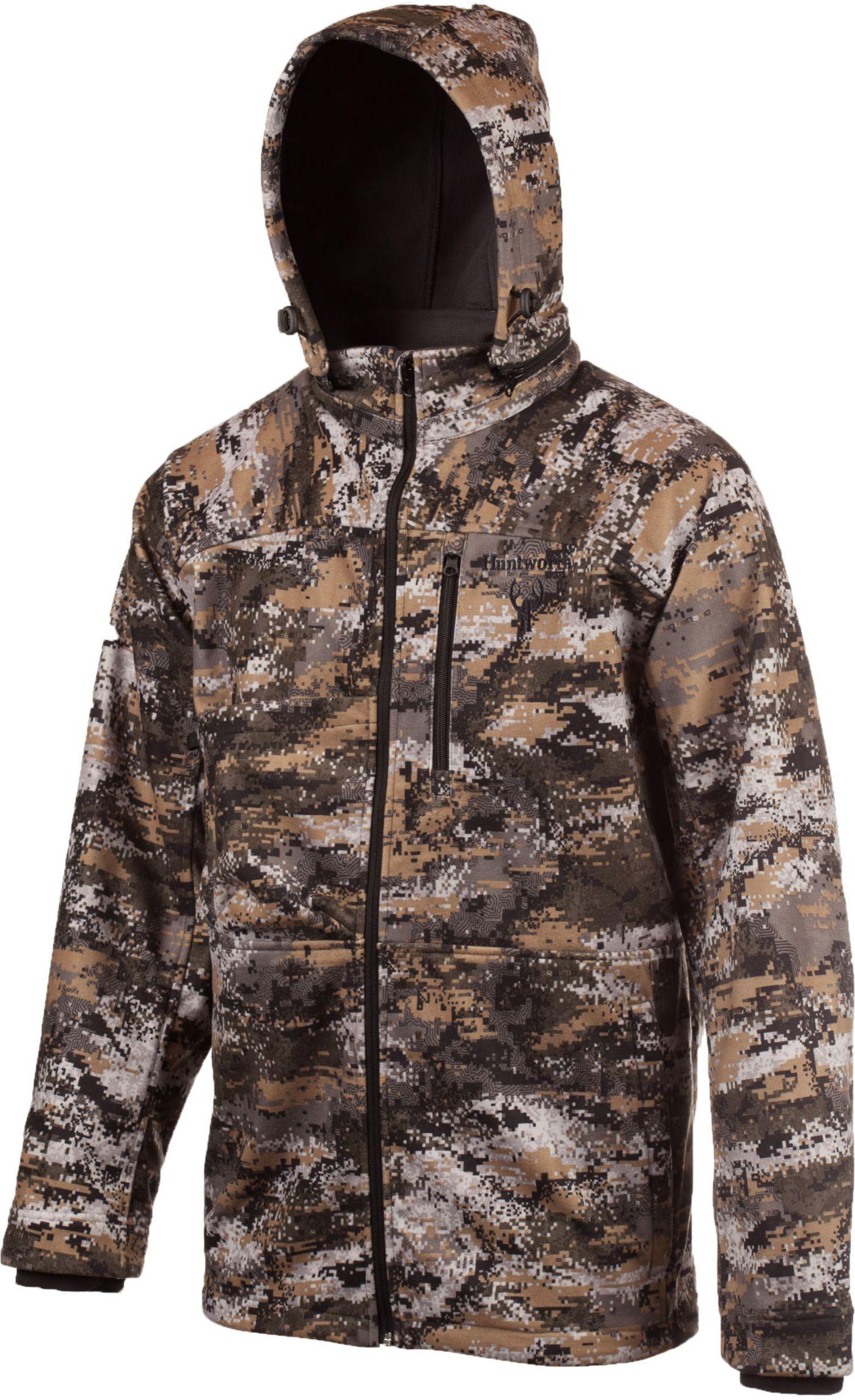 Huntworth Men's Soft Shell Hunting Jacket