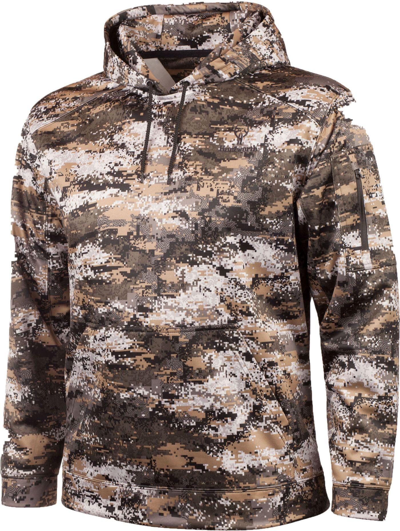 Huntworth Men's 1/2 Zip Hunting Pullover