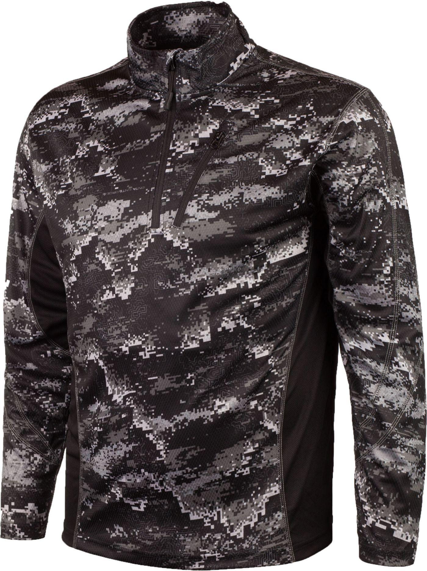 Huntworth Men's 1/4 Zip Shirt