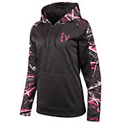 Huntworth Women's Heather Performance Fleece Hunting Hoodie