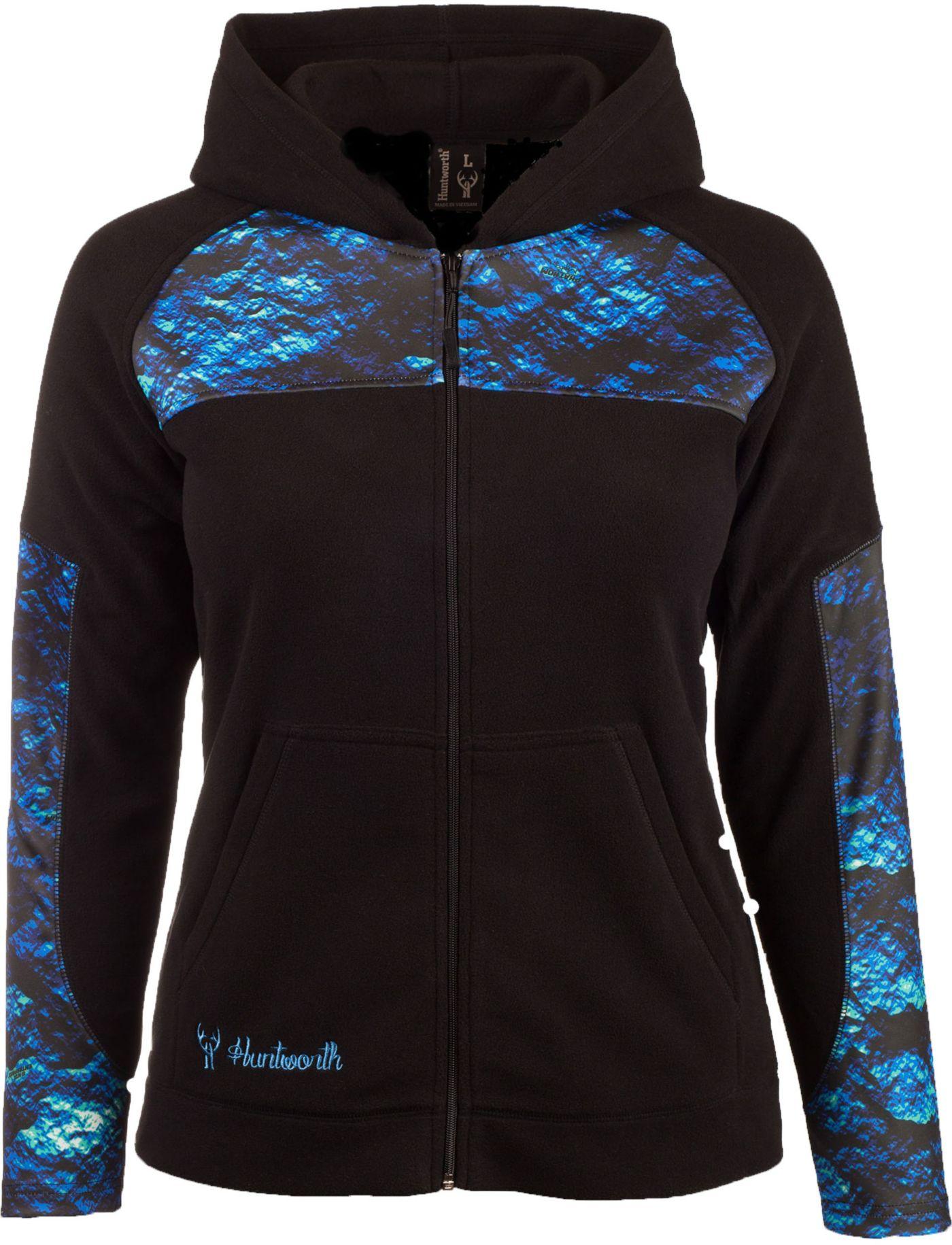 Huntworth Women's Hooded Fleece Jacket