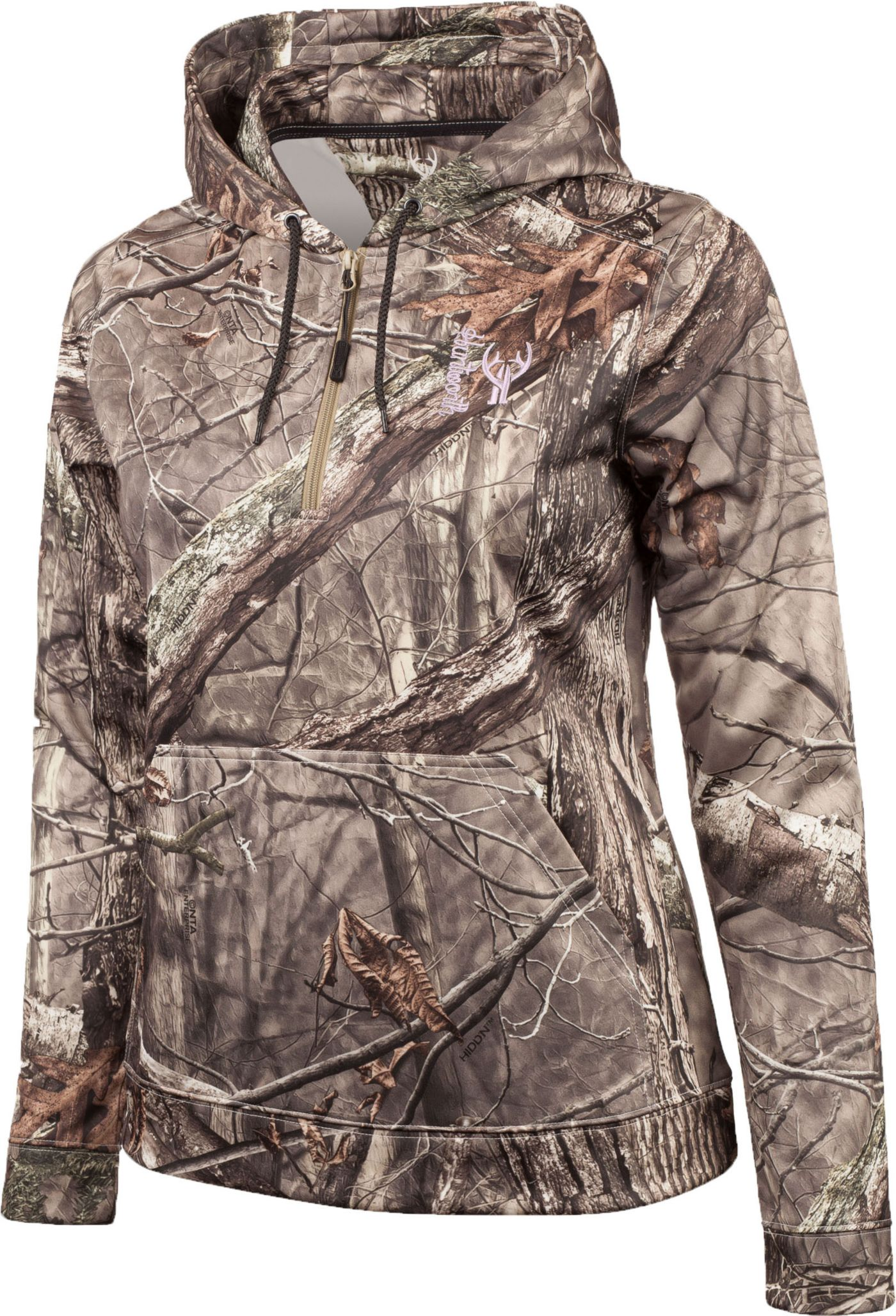 Huntworth Women's Fleece Hunting Hoodie