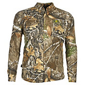 Blocker Outdoors Men's Shield Series Fused Cotton Button Down Shirt