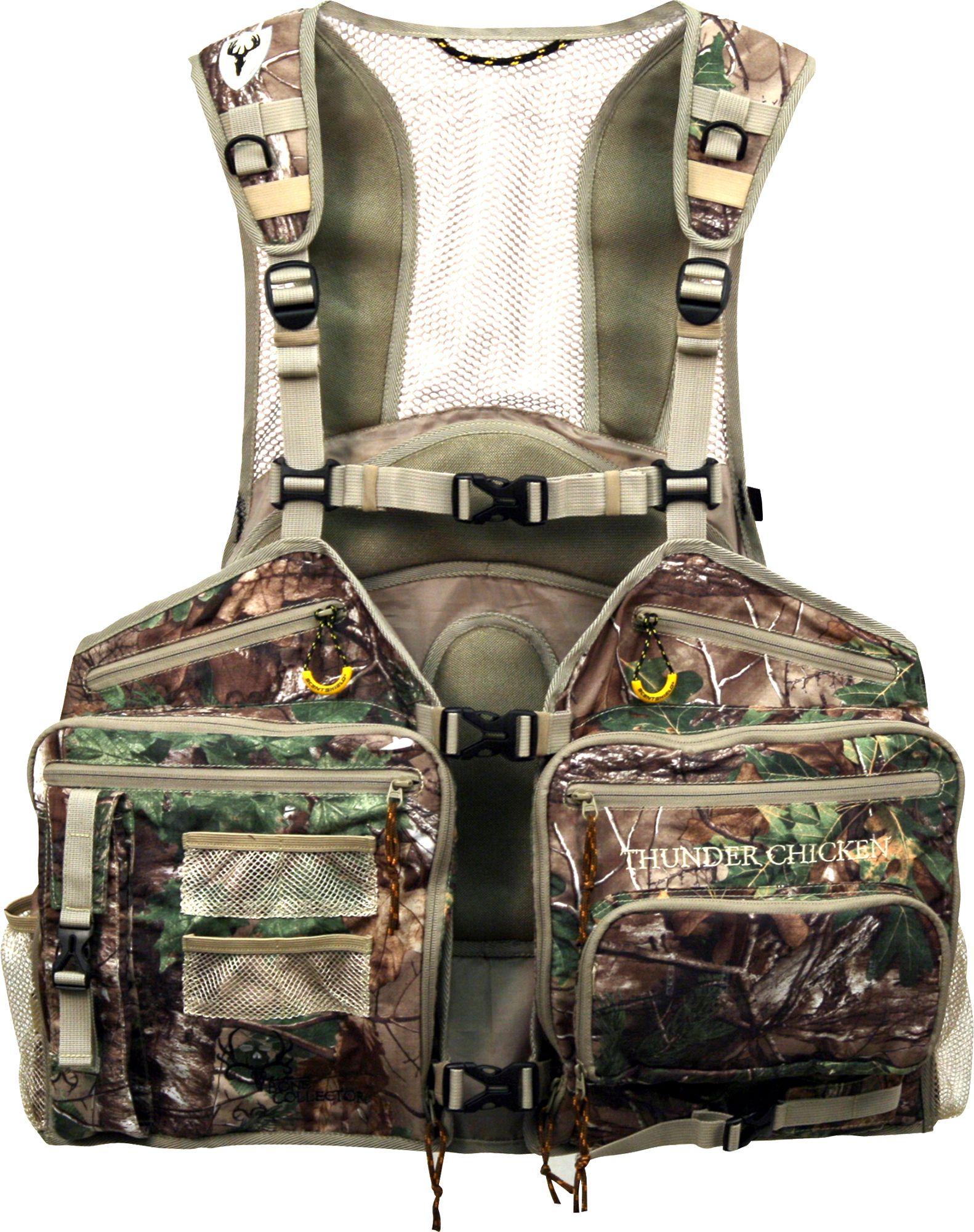 Blocker Outdoors Thunder Chicken Turkey Vest, Men's, Medium/Large, Green thumbnail