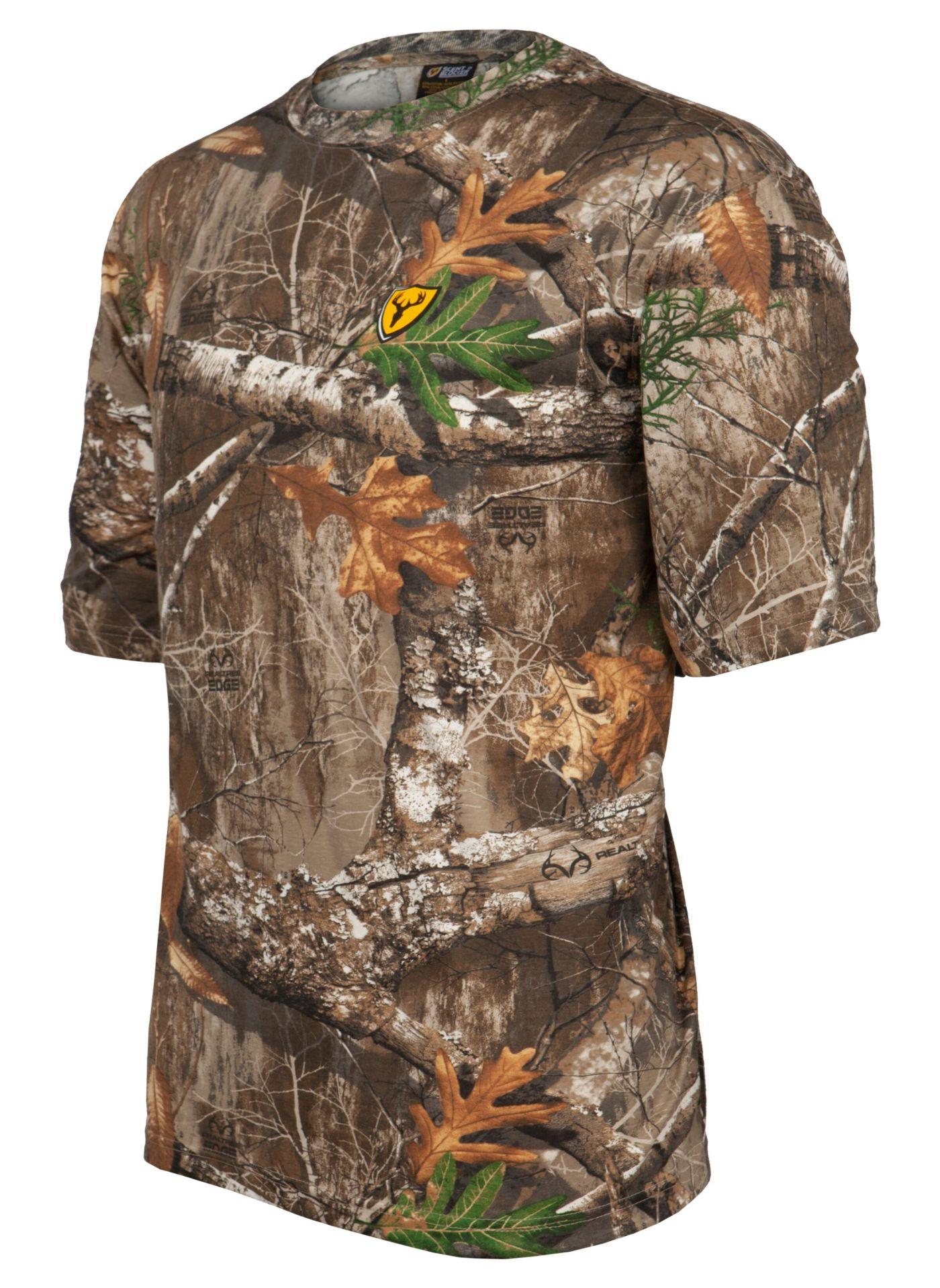 ScentBlocker Men's Shield Series Short Sleeve Hunting T-Shirt