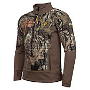 ScentBlocker Mens Thermal Hybrid Top