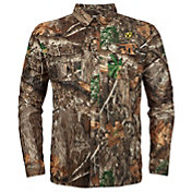 Blocker Outdoors Men's Shield Series Terratec Shirt