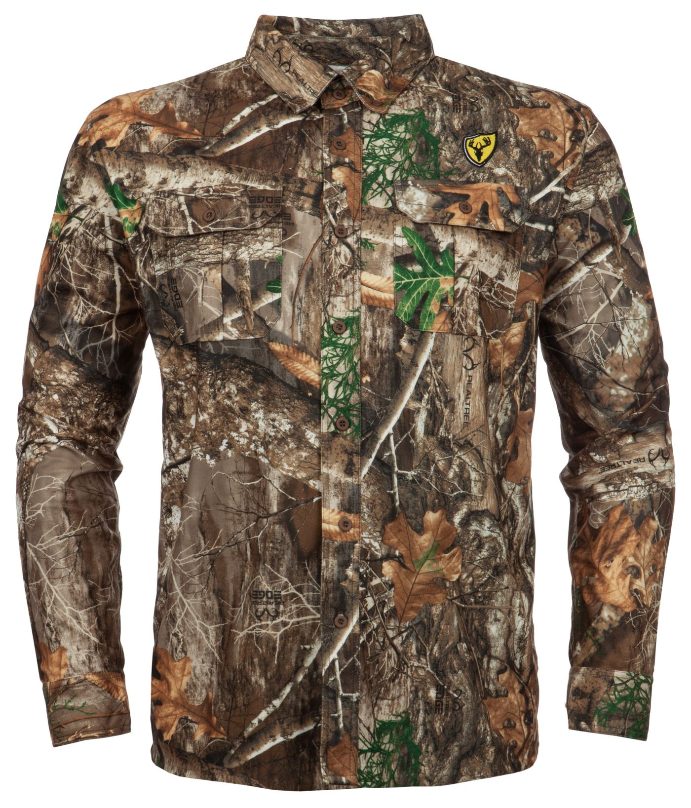 Blocker Outdoors Men's Shield Series Terratec Shirt