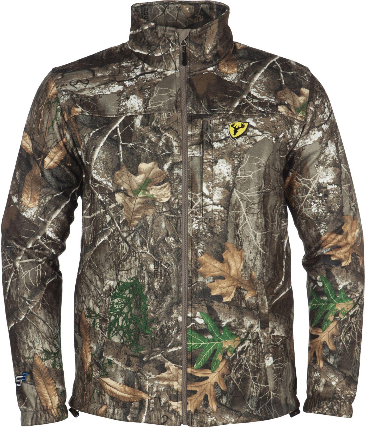 Blocker Outdoors Men's Shield Series Wooltex Jacket