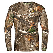 Blocker Outdoors Youth Fused Cotton Long Sleeved Tee