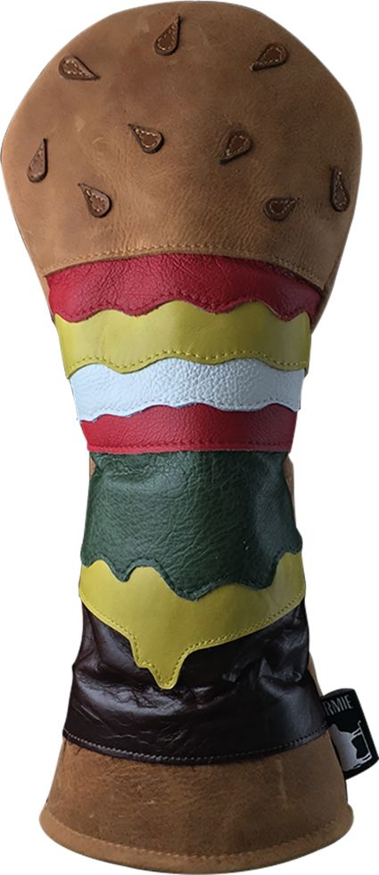 Dormie Workshop Burgers and Drives Driver Headcover
