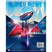 H.O Zimman Super Bowl LIII Bound Program