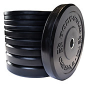 Body Solid OBPX260 Bumper Plate Set
