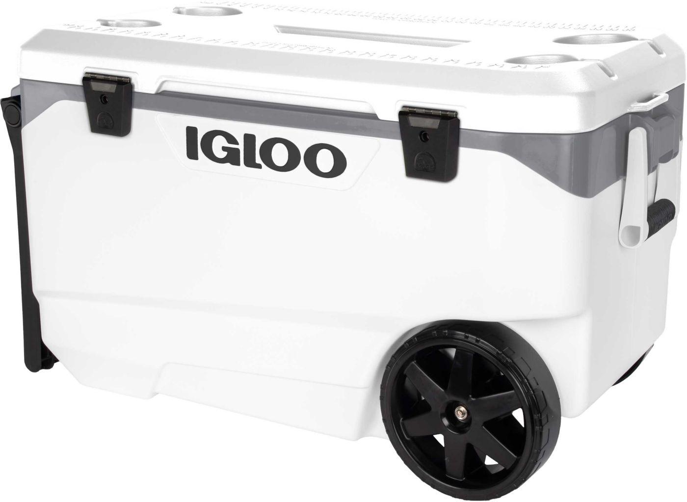 Igloo Latitude 90 Quart Rolling Cooler