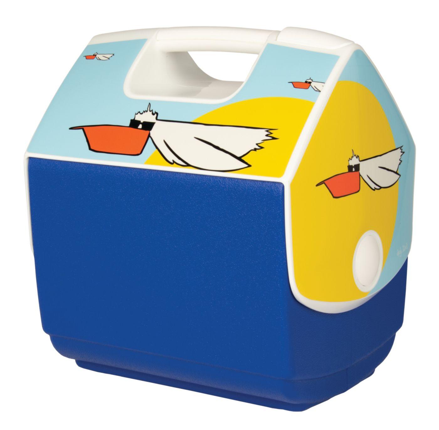 Igloo Playmate Pal Sea Bird 7 Quart Cooler
