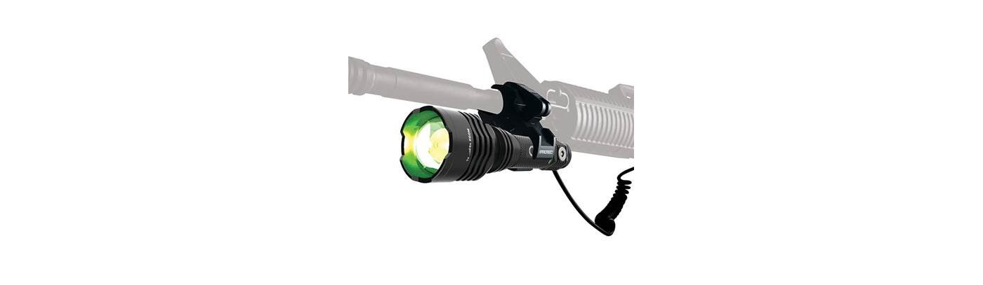 iProtec O2 Beam RC Green Varmint Light