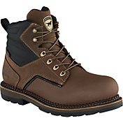 Irish Setter Men's Ramsey 2.0 6'' Waterproof Aluminum Toe Work Boots