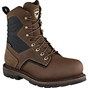Irish Setter Men's Ramsey 2.0 8'' Waterproof Aluminum Toe Work Boots