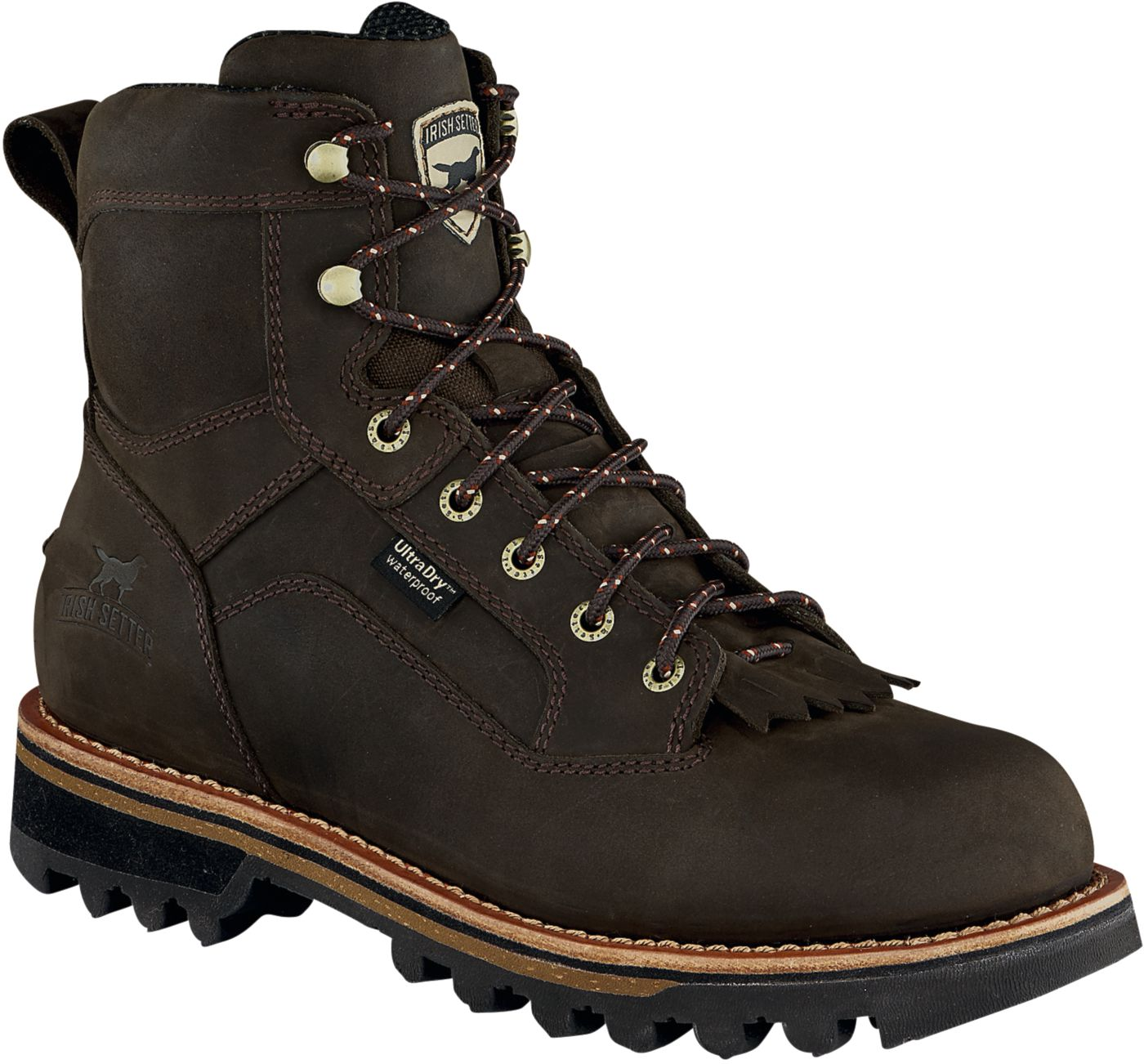 Irish Setter Men's Trailblazer 7'' UltraDry Waterproof Hunting Boots