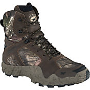 Irish Setter Men's VaprTrek 8'' Mossy Oak 400g Waterproof Hunting Boots