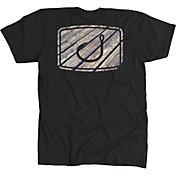 AVID Men's Teak Texture Short Sleeve T-Shirt
