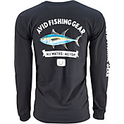 AVID Men's Tuna Mount Long Sleeve T-Shirt
