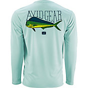 AVID Men's Trophy Mahi AVIDry UPF 50+ Long Sleeve Shirt