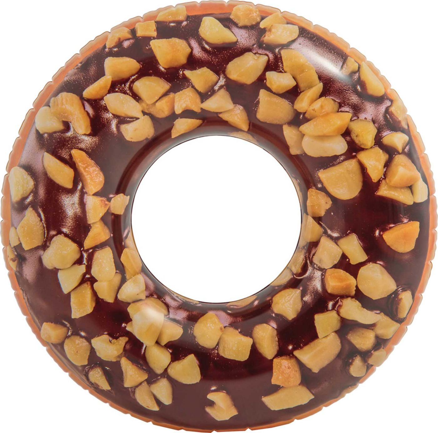 Intex Nutty Chocolate Donut Inflatable Tube