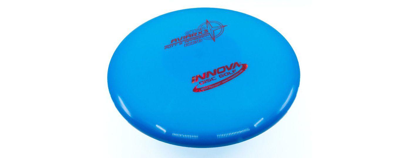 Innova Star AviarX3 Putter Disc