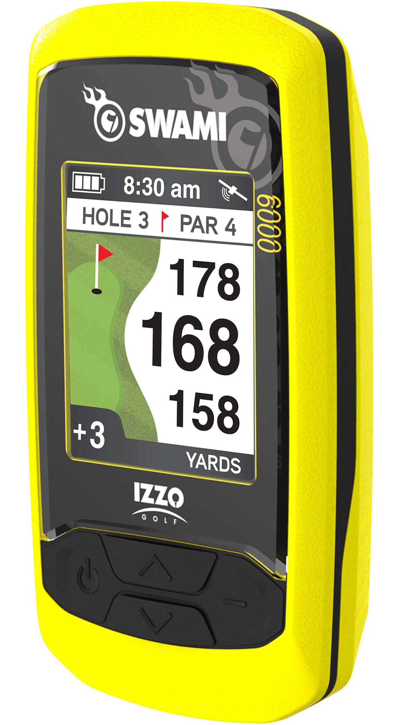 Izzo Golf Swami 6000 Golf GPS