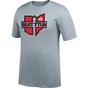 Scarlet & Gray Men's Ohio State Buckeyes Gray 'Beat TTUN' T-Shirt