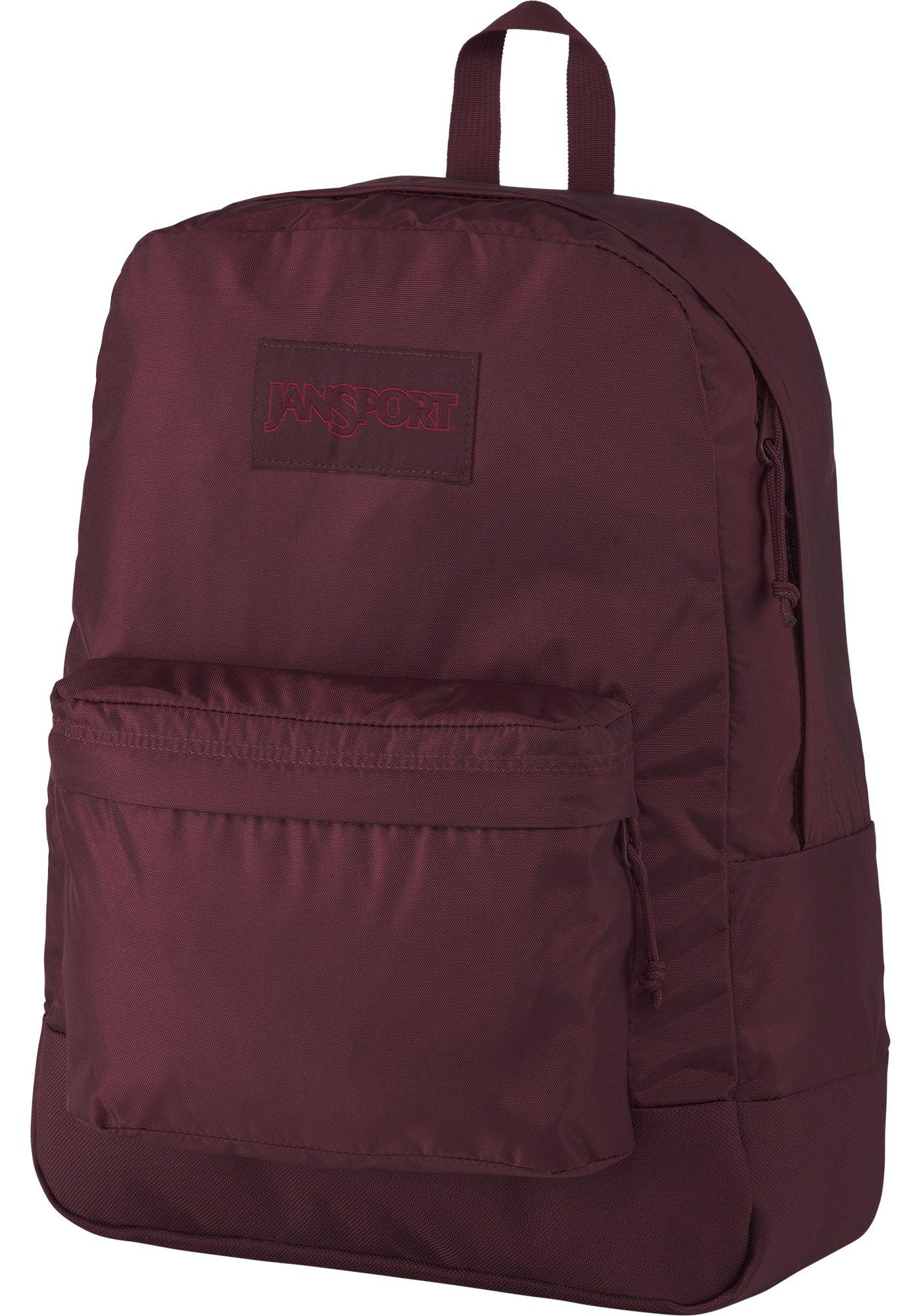 JanSport Mono Superbreak Backpack