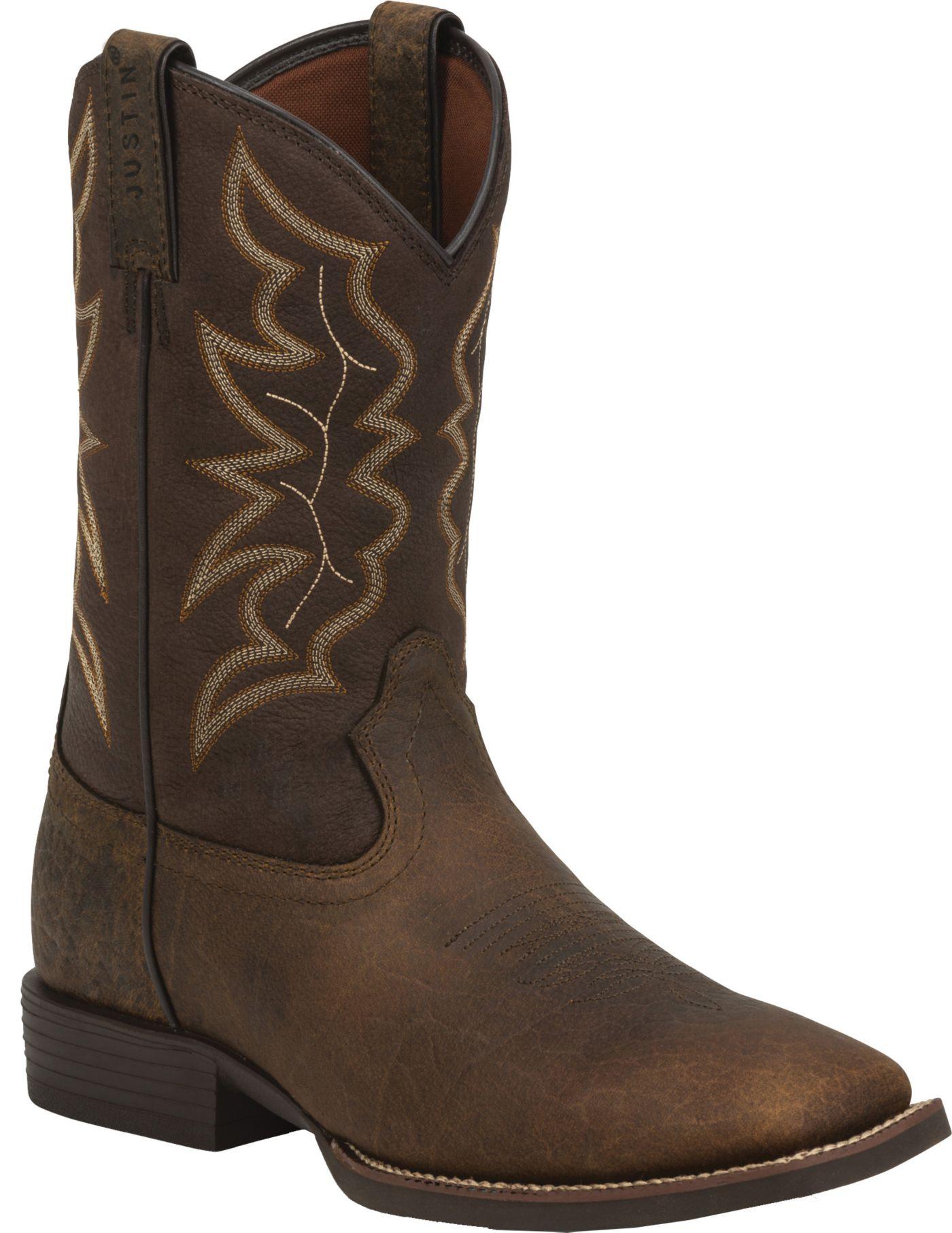 Justin Men's Chet Western Boots