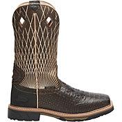 Justin Men's Derrickman Composite Toe Western Work Boots